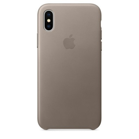 apple-leather-iphone x-case-5