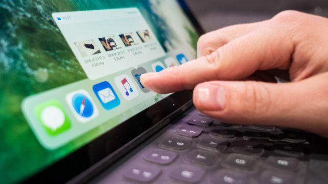 Apple iPad Pro 2018 (iOS 12)