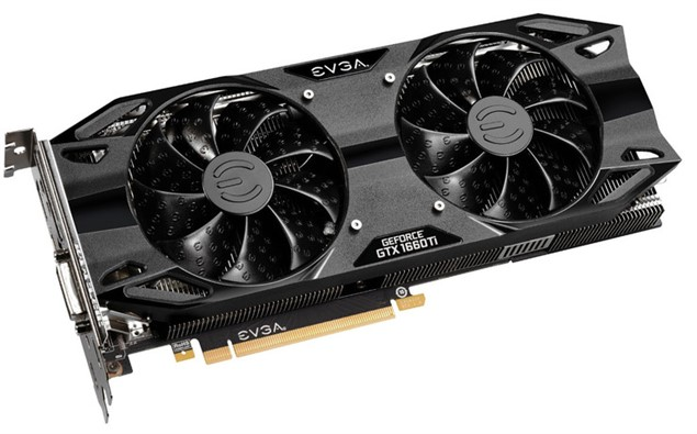 Видеокарта EVGA GeForce GTX 1660 Ti XC Ultra Gaming