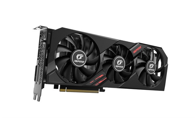 Видеокарта Colorful iGame GeForce GTX 1660 Ti
