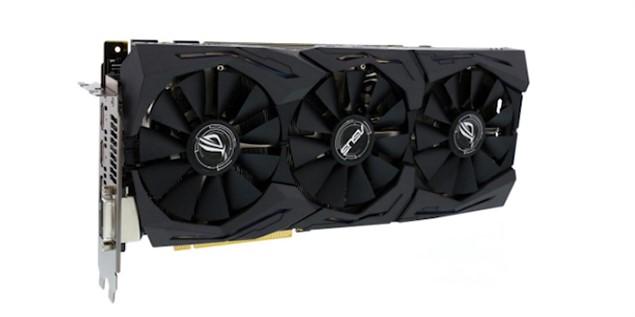 Видеокарта Asus ROG Strix GeForce GTX 1660 Ti