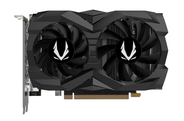 Видеокарта Zotac GeForce GTX 1660 Ti