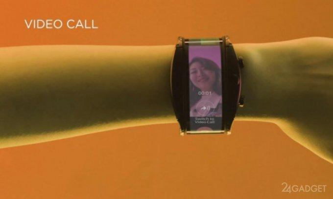 Новый смартфон-часы от Nubia имеет собственную операционную систему (4 фото)