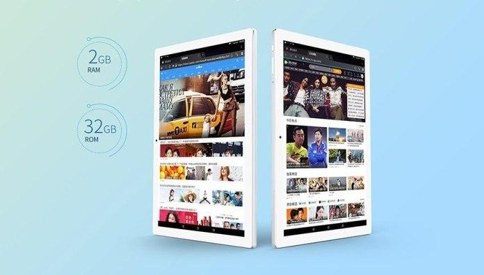 Лучшие китайские планшеты - Teclast P10 Octa Core