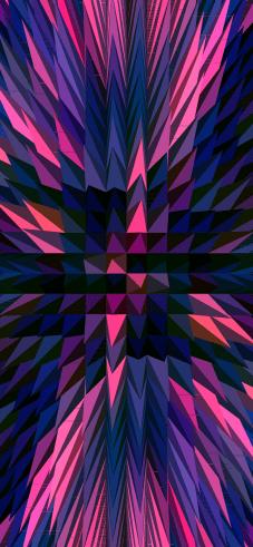 Pyramids-3D-Multicolors-for-iPhoneXSMAX-iPhoneXR-ar72014-768×1662