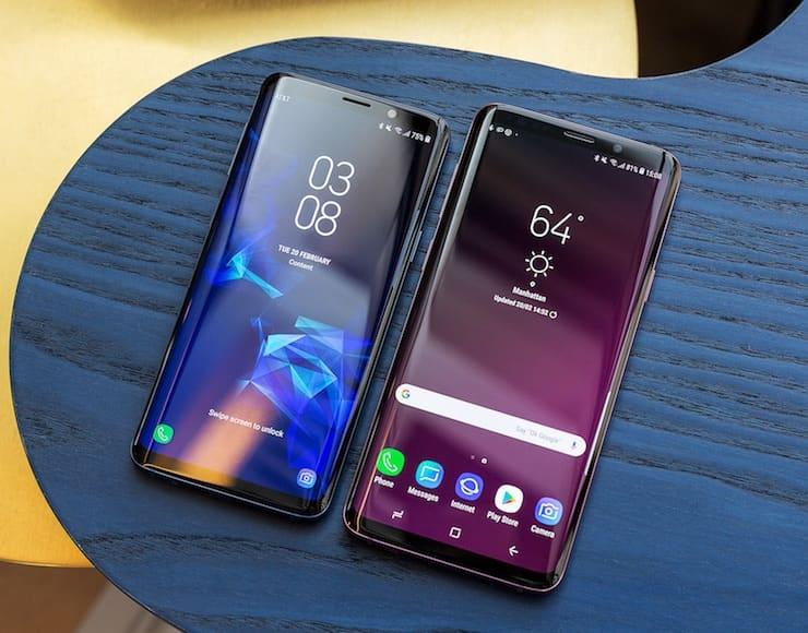 Обзор Galaxy S9 и Galaxy S9 Plus