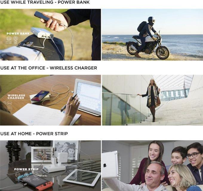 EGG Traveler - самый полезный и универсальный гаджет для поездок (5 фото + видео)