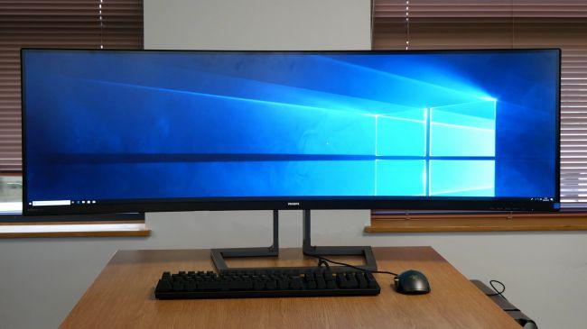 Монитор для работы - Philips Brilliance 499P9H