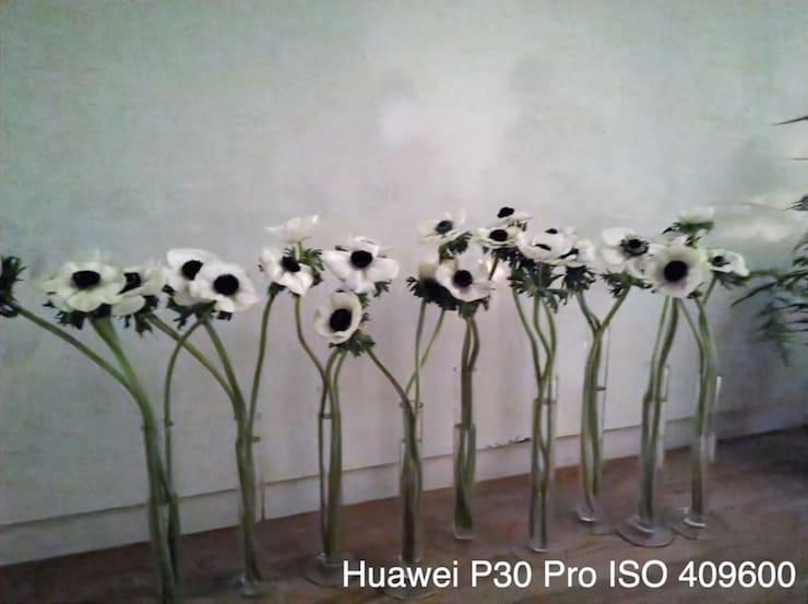 Камеры Huawei P30 Pro - съемка в темноте