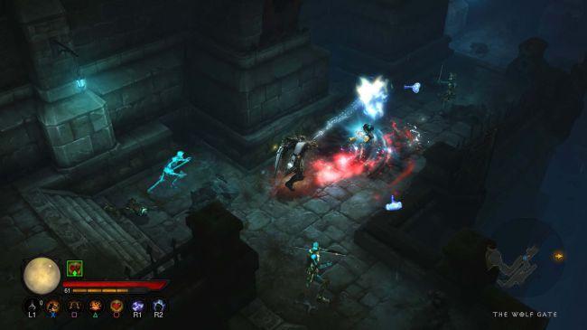 Подземелья Diablo 4
