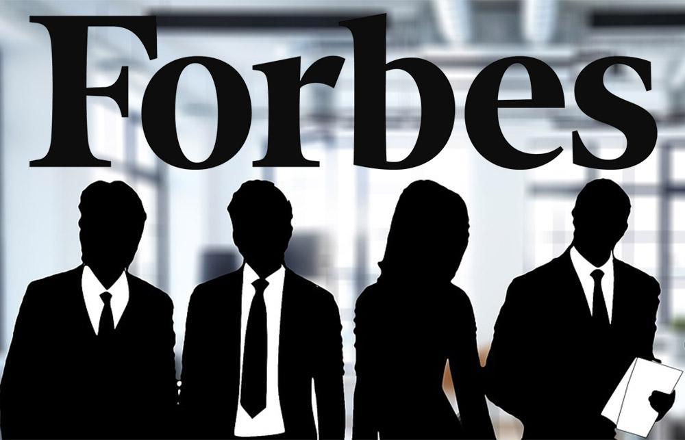 Forbes опубликует данные своих статей в блокчейне