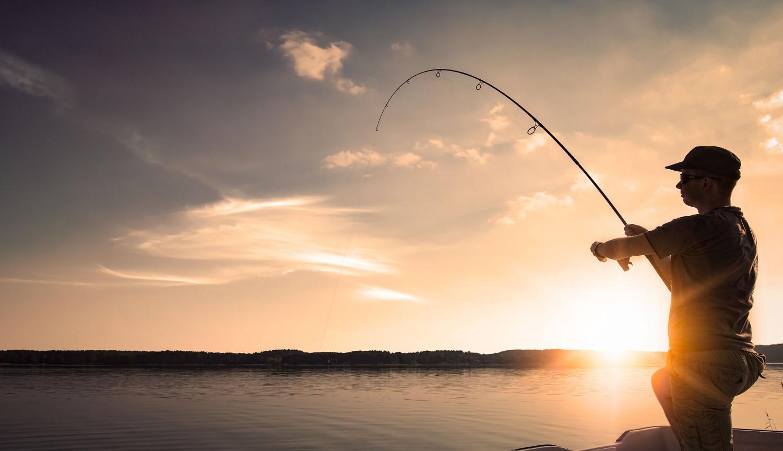 Картинки рыбак
