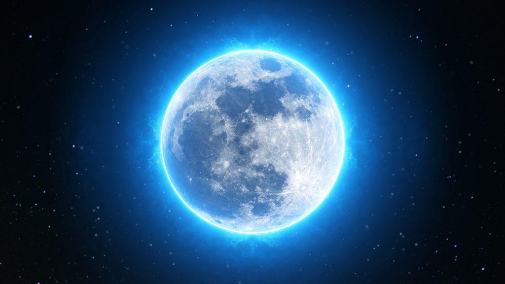 В России создадут объемную карту Луны
