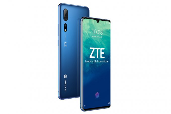 Анонсированы флагманские смартфоны ZTE от $473 (6 фото)