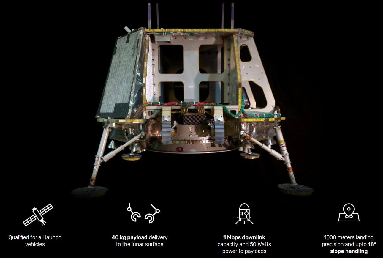 nasa commercial lunar payload services - HD1290×868