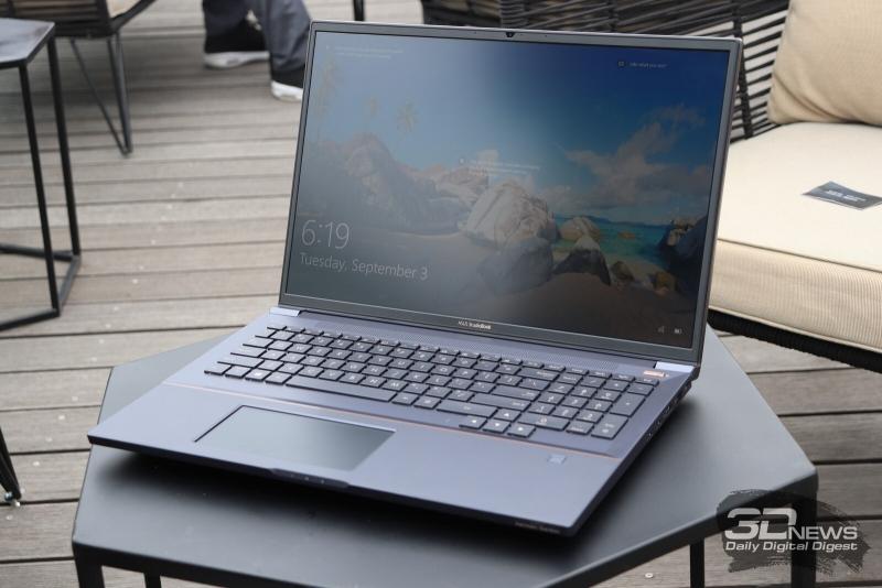 ASUS StudioBook Pro X
