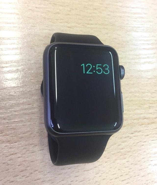 Как включить энергосберегающий режим (Экорежим) в Apple Watch