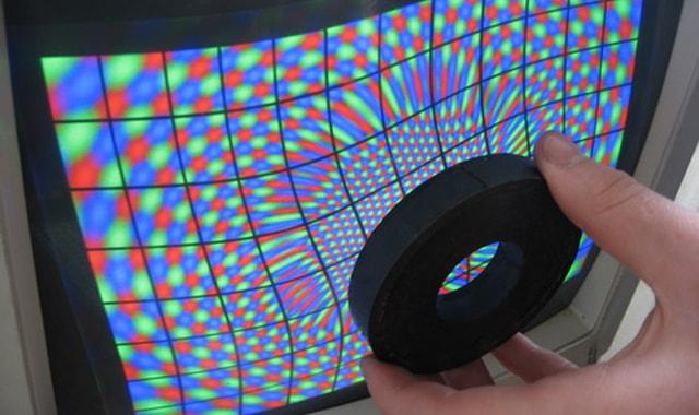 магниты, жесткий диск