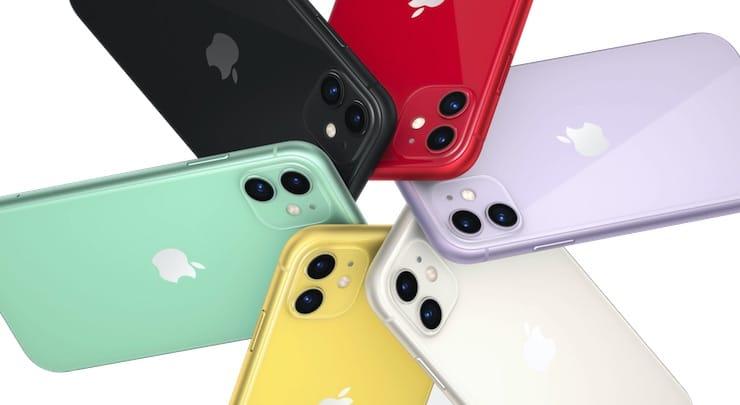 iPhone 11 – смартфон Apple 2019 года