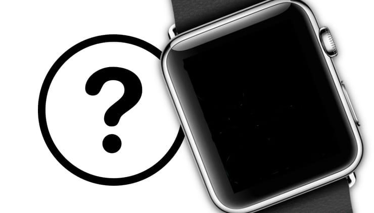 Apple Watch не включаются