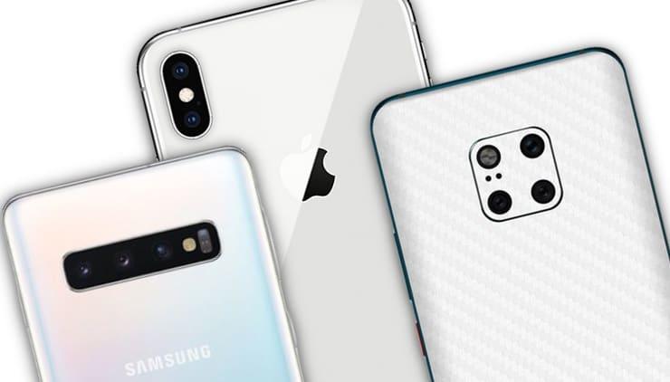 В каком смартфоне самая лучшая камера в 2019 году