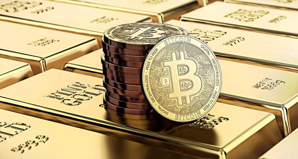 Когда биткоин вытеснит золото