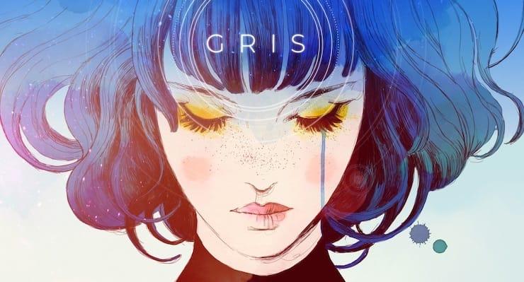 Обзор игры Gris для iPhone и iPad
