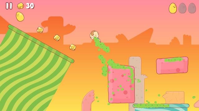 Игра Eggggg для iPhone и iPad