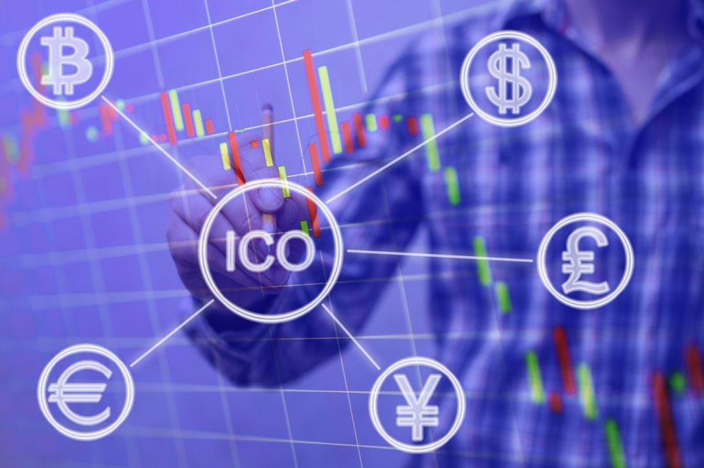 Исследование: Активность ICO упала на 90% с начала года