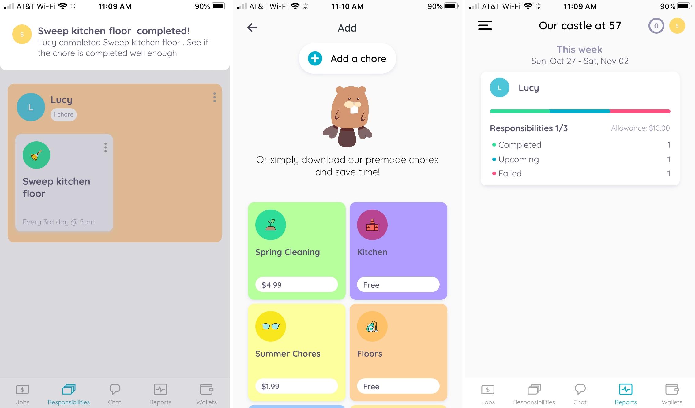 Homey-iPhone-chore-app