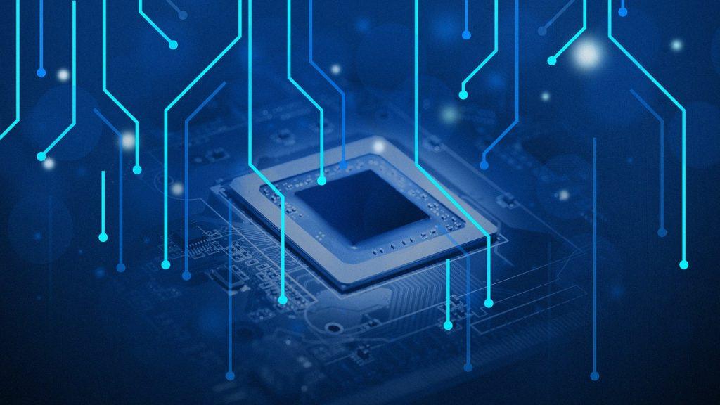 Изображение процессора
