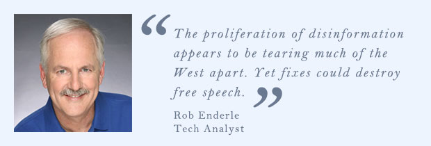 Роб Эндерле, технический аналитик
