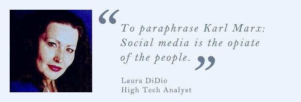 Лаура ДиДио, высокотехнологичный аналитик