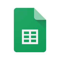 Google Таблицы