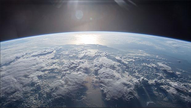 Вид с Международной космической станции, Экспедиция 45, 2015.