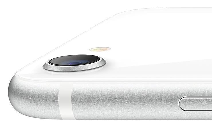Камера iPhone 11 SE 2020 года