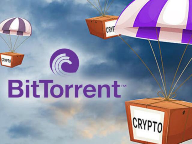 BitTorrent будет бесплатно раздавать криптовалюту✌