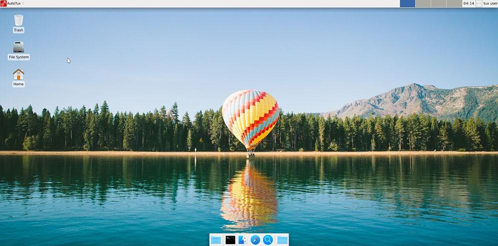"AutoTux Xfce desktop ""width ="" 1000 ""height ="" 495 ""/> </p> <p> <span style="