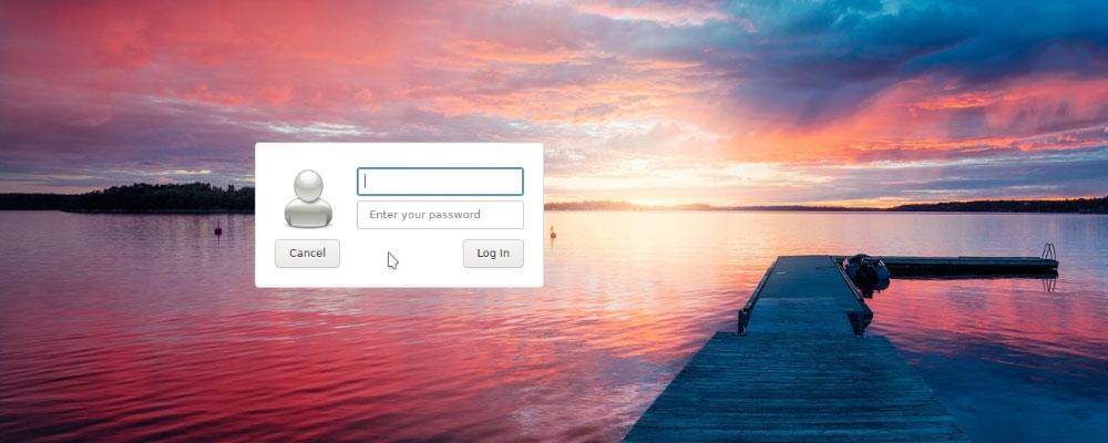 "AutoTux экран входа в систему ""width ="" 1000 ""height ="" 400 ""/> </p> <p> <span style="