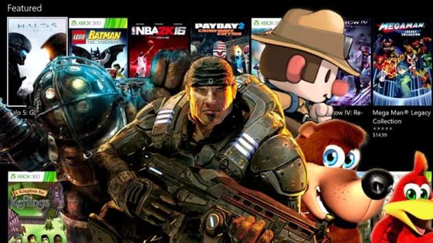 Игры для нового поколения Xbox