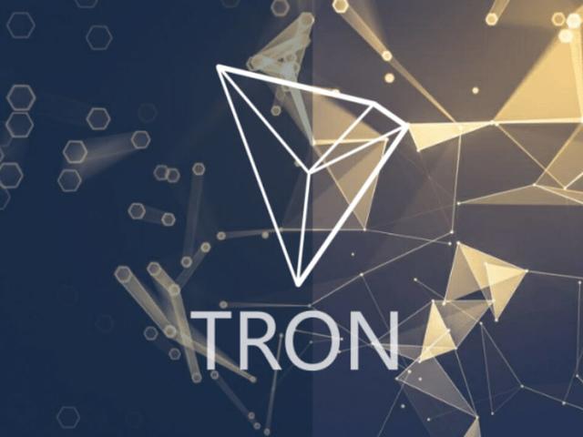 Криптовалюта Tron (TRX) вышла в топ по объемам роста✌