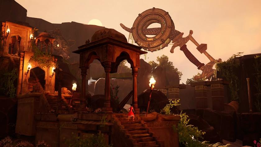 "Raji: An Ancient Epic - это приключенческая видеоигра в жанре боевик."" Width = ""840"" height = ""472"" />   <div class="
