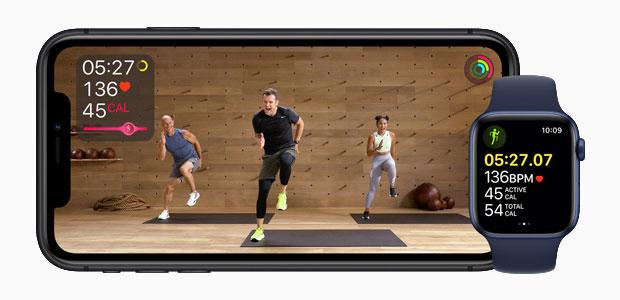 Кроссовки Apple Fitness +