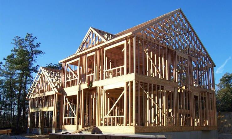 Почему в США строят картонно-фанерные дома?
