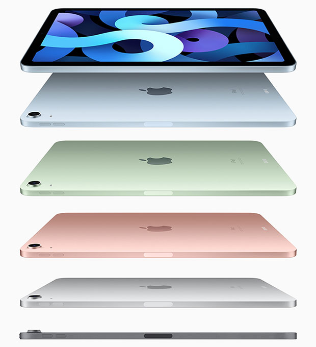 iPad Air Новый дизайн