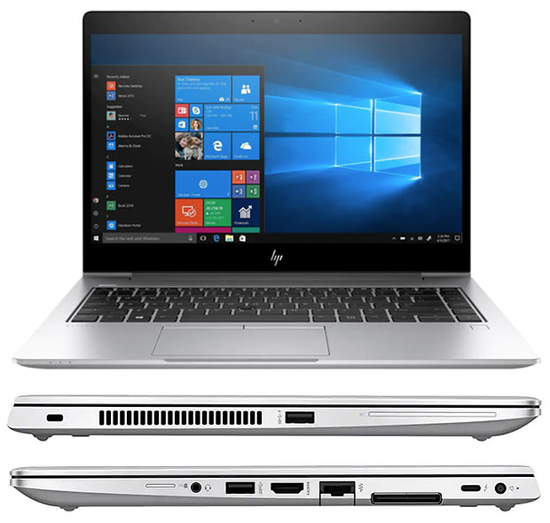 Ноутбук HP EliteBook 840 G7