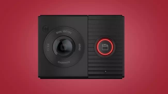 Видеорегистратор с двумя камерами Garmin Dash Cam Tandem