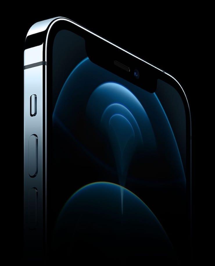 Дизайн iPhone 12 Pro и iPhone 12 Pro Max