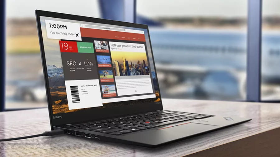 Ноутбук с Windows 10 Pro - Lenovo ThinkPad X1 Carbon