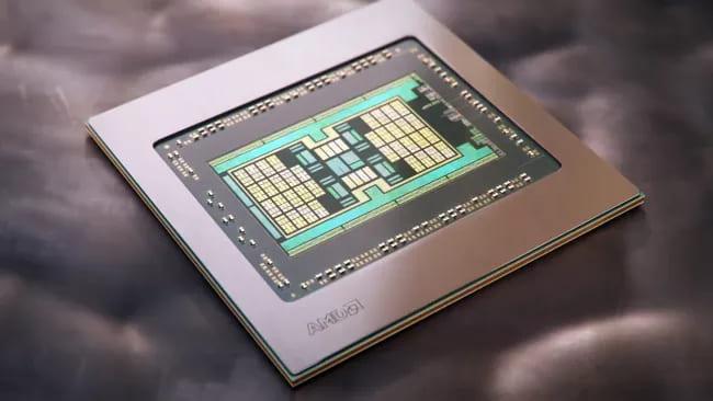 Графический чип RDNA 2